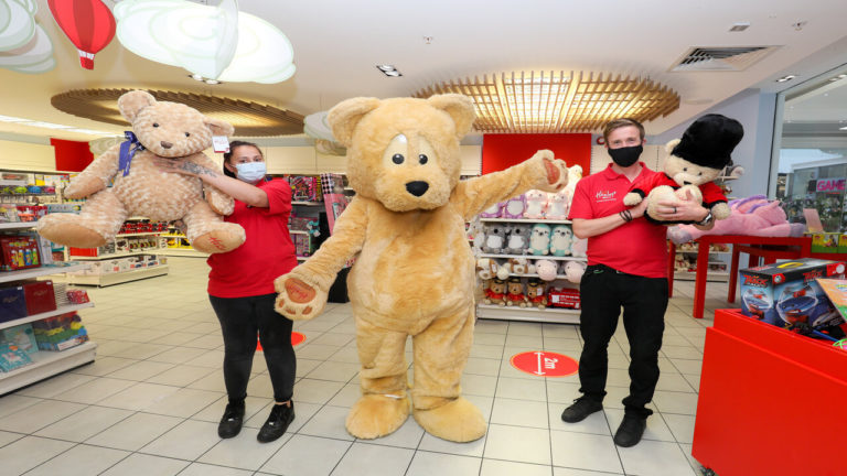 Merry Hill opens its doors to world-famous toy store Hamleys