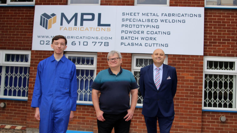 Coventry manufacturing business chooses apprenticeships to support growth