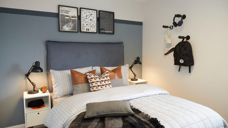 Show home featuring Appleton inspation is the apple of developer's eye