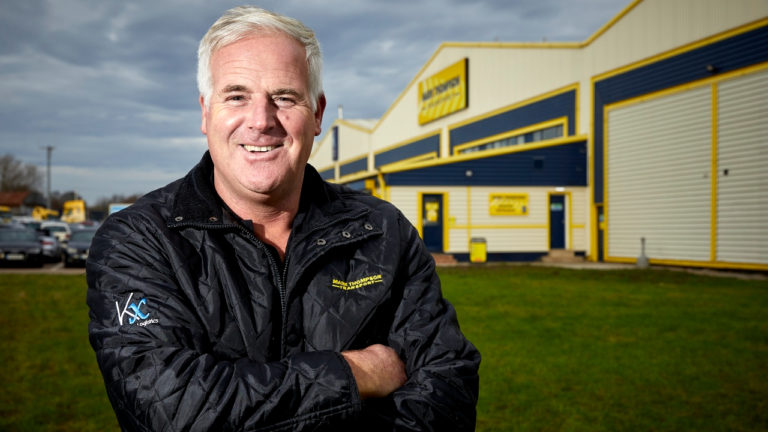 Mark Thompson Transport creates 20 jobs with move to new offices and warehouse