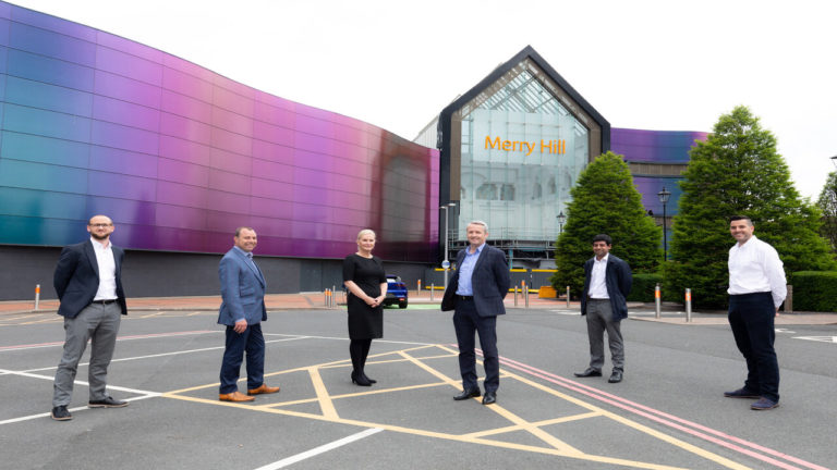 £50 million investment programme for West Midlands shopping centre