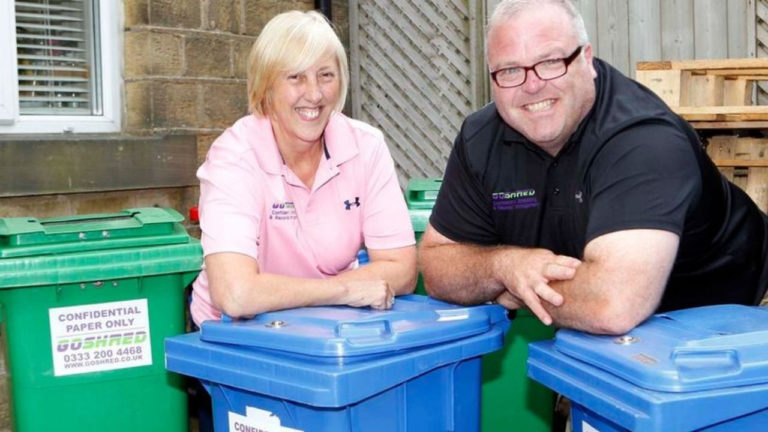 Confidential shredding business achieves industry-leading accreditations