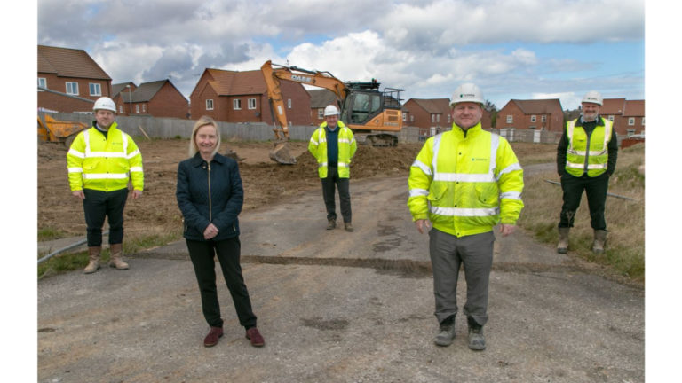Construction starts on final phase of Filey Development