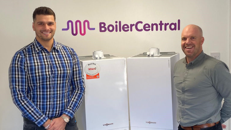 Full steam ahead for Yorkshire boiler installation company
