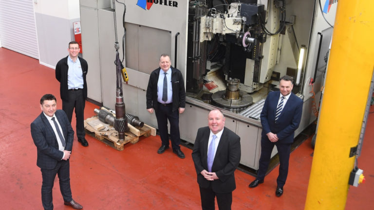 Overseas trading increases after major investment for Coventry business