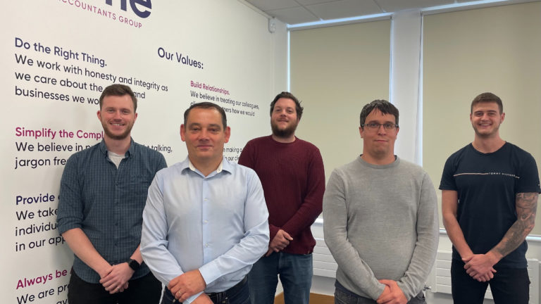 Midlands Accountancy Firm Announces Hires and Promotions Amid Rapid Growth