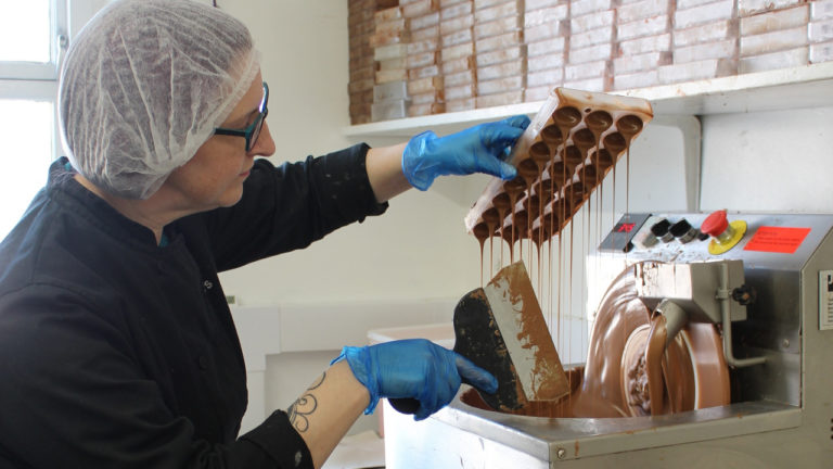 Chocolate maker finds the digital sweet spot with Made Smarter