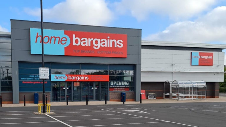 Home Bargains opens new store in Nottingham this weekend