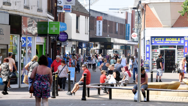 Investment in Nuneaton's leisure facilities top of the list if the town successfully lands Government funding