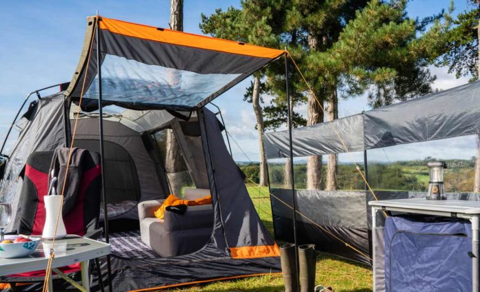 Tents retailer launch new environmentally-friendly rental initiative ready for Spring