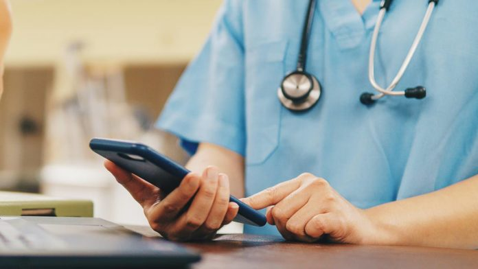 Team communication App deployed free of charge to help NHS and care sector