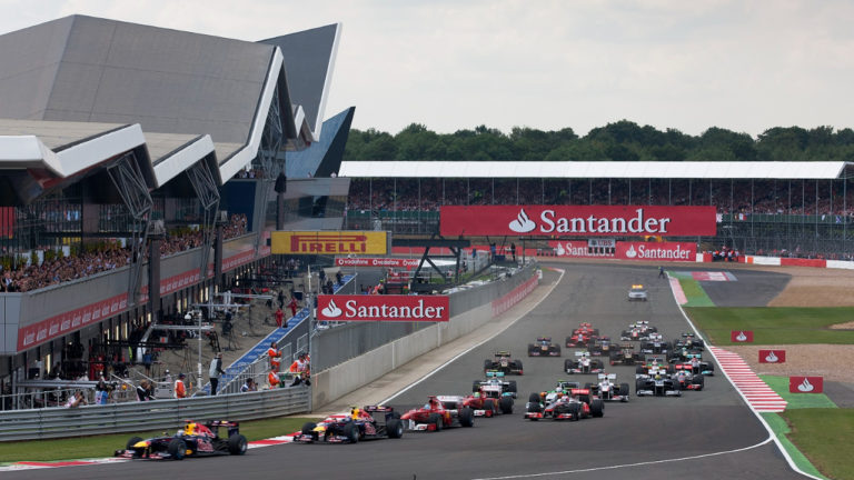 Silverstone partners with Halo Solutions to keep 360,000 spectators safe  at the British Grand Prix
