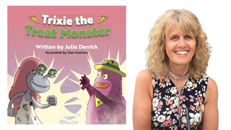 Welsh author releases second 'Mind Monsters' book to help educate families about OCD