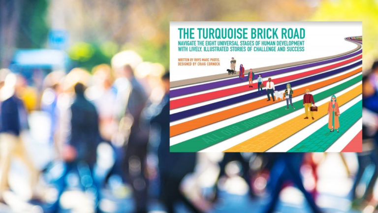 The Turquoise Brick Road: New book offers a solution to tackling the challenges of the 21st century