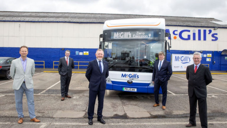 Yorkshire-based supplier Pelican delivers first vehicles in its largest-ever UK order for all-electric buses