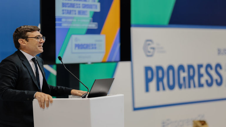 'Special' PROGRESS21 conference showcases Greater Manchester's global growth opportunities