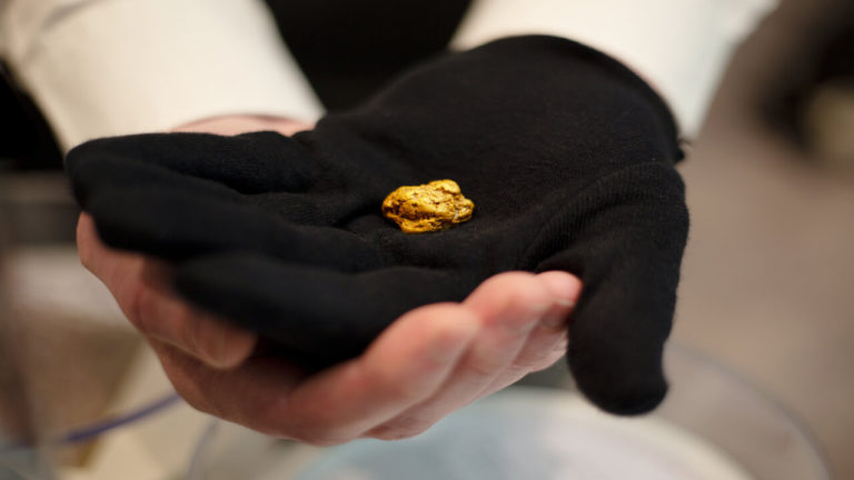 Huge spike in search interest for 'Welsh gold jewellery' entices heritage brand to invest in rare nugget