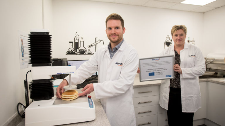 Shropshire company targets global growth thanks to new grant