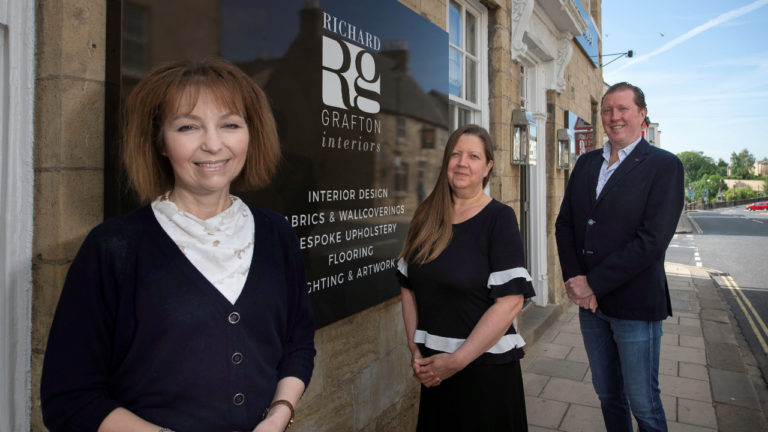Another designer joins Richard Grafton Interiors' growing Wetherby team