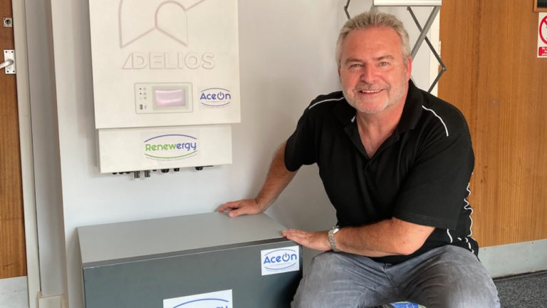 Pioneering Renewergy Virtual Power Plant launched by AceOn