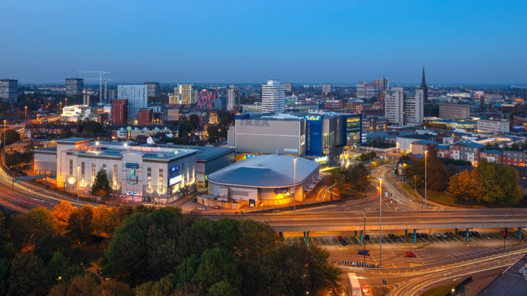 Support on offer to businesses as Coventry prepares for the start of UK City of Culture