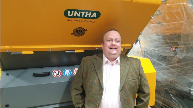 Experienced alternative fuel specialist joins UNTHA UK
