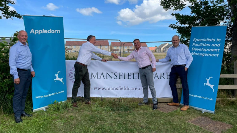 Scottish care home provider embarks on biggest project to date
