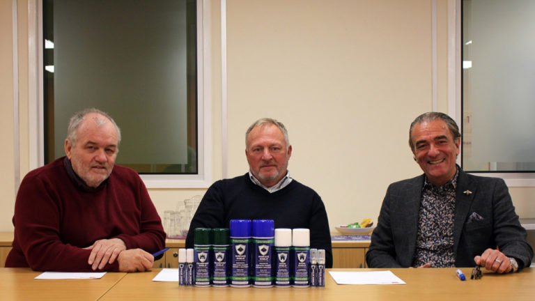 Telford company targets £multi-million opportunity after launching 'breakthrough' sanitising solution
