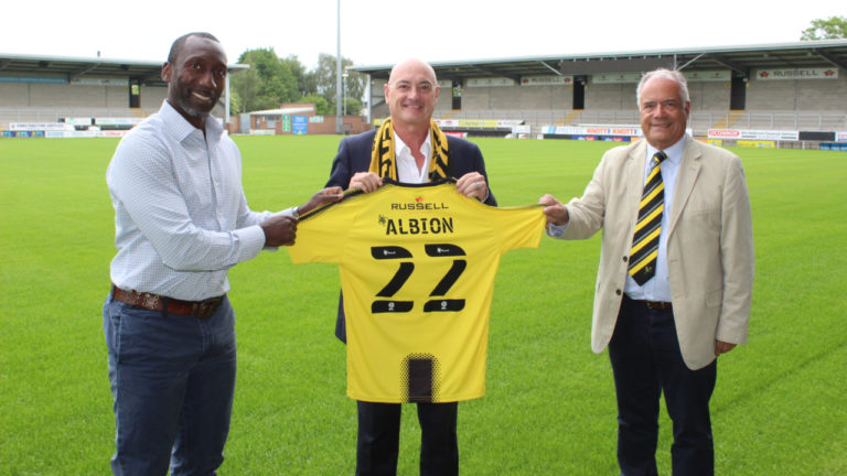 Brewers Support for Roof Tile Firm