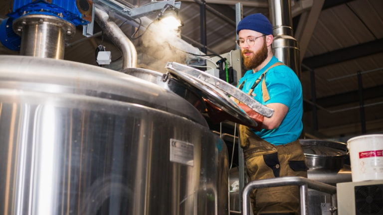 Summer loving! Salford brewery Seven Bro7hers launch passion fruit pale ale
