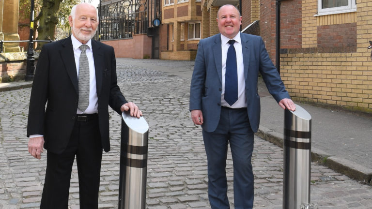 Coventry manufacturer completes major project in its home city