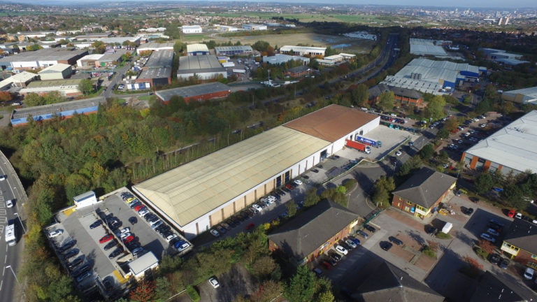 Urban Logistics REIT Lets Sixty2 Shed In Leeds To Aspire Furniture