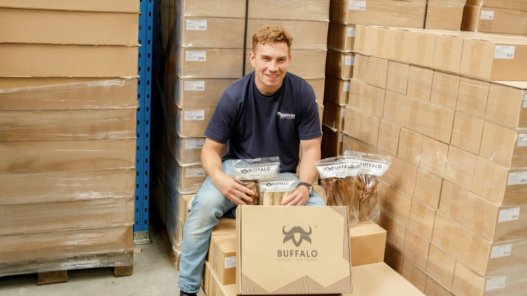 Pet treat business invests £20,000 in digital offering to support independent trade