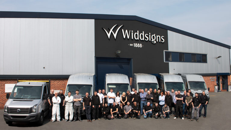 Widd Signs achieves its strongest pandemic month with five new contract wins, as activity in retail and construction sectors ramps up