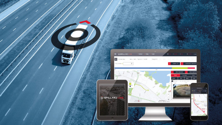 Spillard Live offers transport sector the opportunity to reduce accidents and improve fleet behaviour