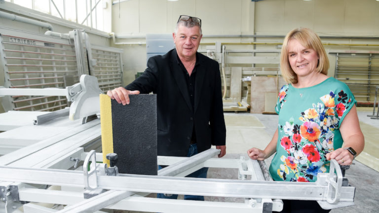 Telford company targets growth thanks to new grant