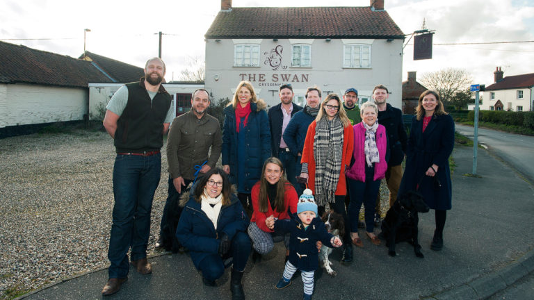 Cheers! Social Investment Tax Relief launch set to play a vital role in helping Norfolk Pub