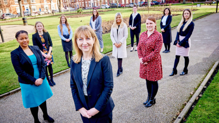Yorkshire law firm looks to the future with new trainee appointments