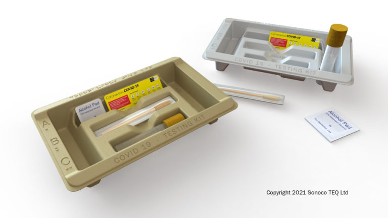 TEQ plays its part in fighting the pandemic with launch of secure COVID-19 testing kits