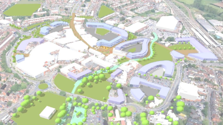 Businesses in Nuneaton get update on £500m plan