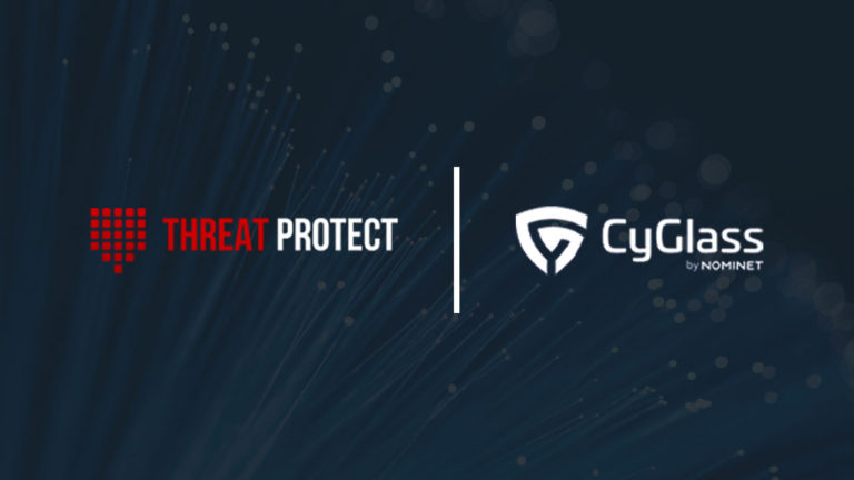 Threat Protect Announces Strategic Partnership with CyGlass