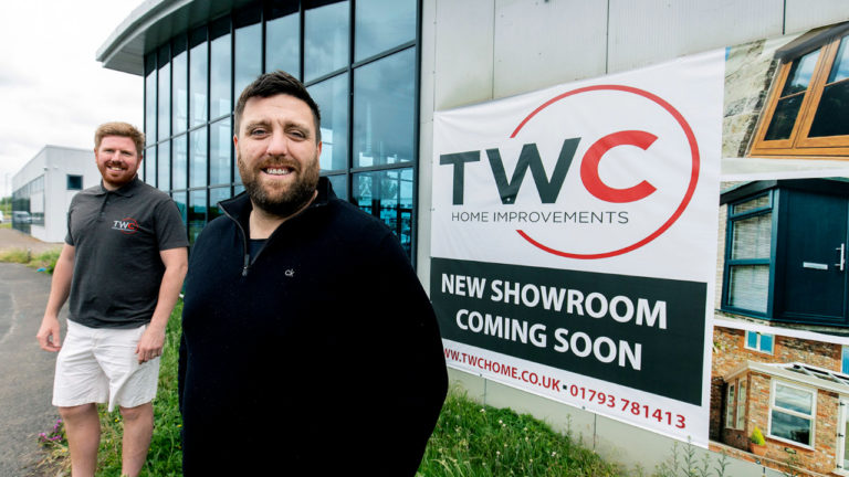 TWC Home Improvements announces plans for £250,000 new showroom in Swindon