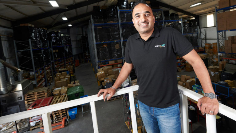 Cardiff technology entrepreneur delivers new  e-commerce boost to independent retailers