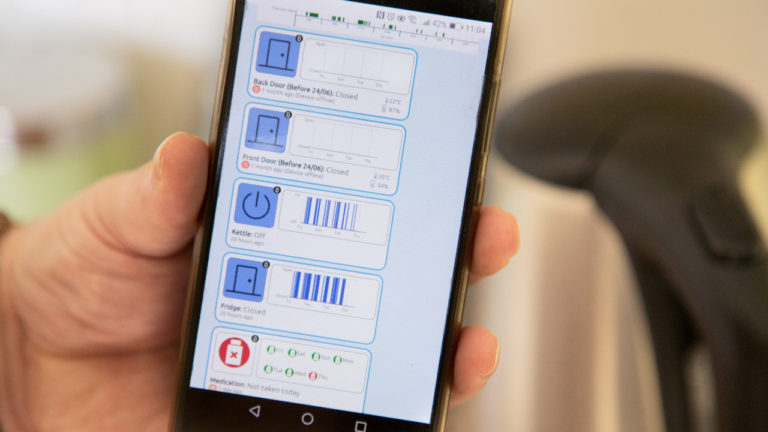 Innovative 'SHEILA' app brings assistive technology to city residents