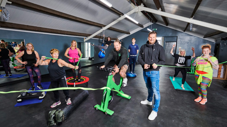 @The-Hub opens its doors to inspire community-led fitness and better mental health