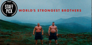 The World's Strongest Brothers - Scottish brothers Luke & Tom