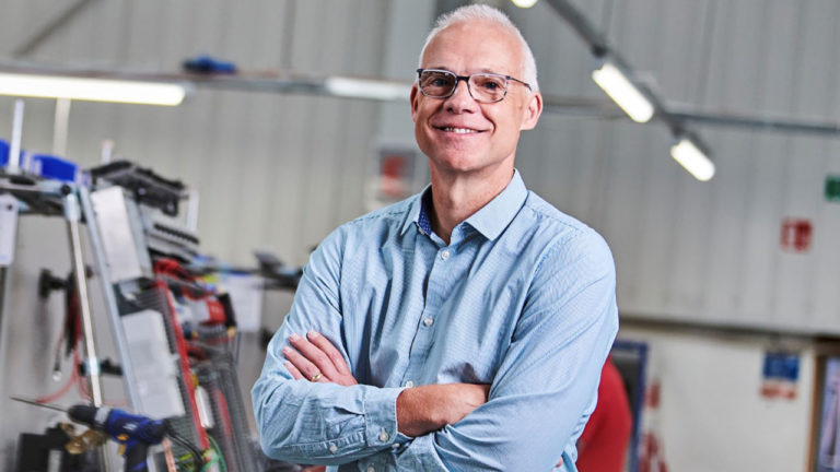 Hague puts manufacturing on the map after being named as one of the UK's top 50 most ambitious business leaders