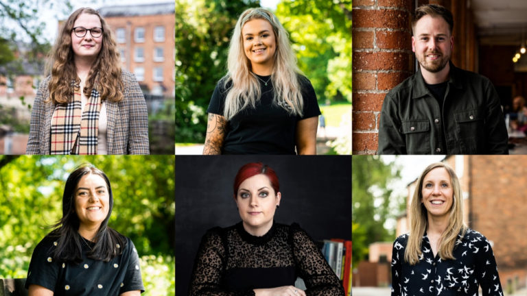Six new arrivals at creative agency Fluid Ideas as expansion continues