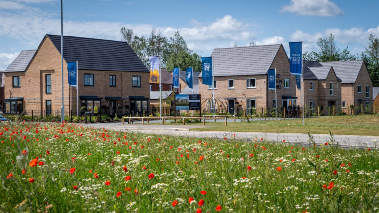 Cambridge's Northstowe homes development  draws near to completion