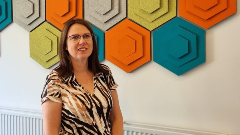 Monica marks 20 years at The Partners Group